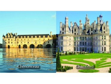 PACK Chambord - Chenonceau