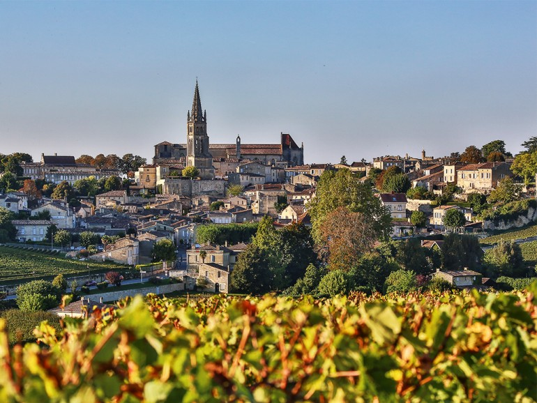 Day Tour: Merlot Wine of Saint Emilion and Pomerol