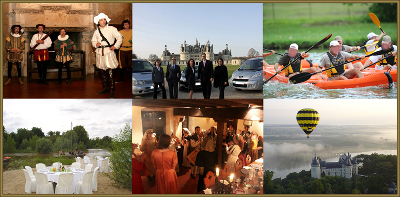 Loire Valley events