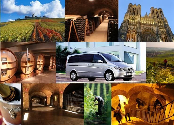 France Champagne Tours team for your private guided tour to the Champagne Region